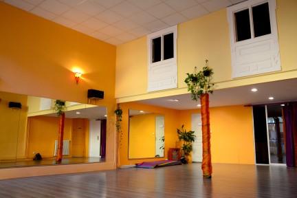 Hatha yoga Lyon 7