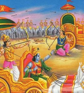 Mahabharata Arjuna