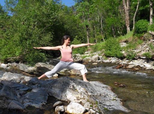 Stage yoga