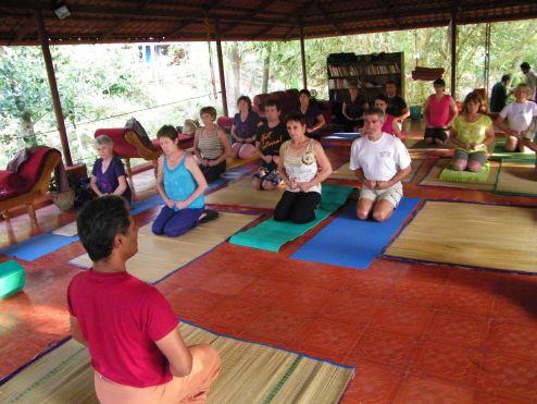 yoga sarva