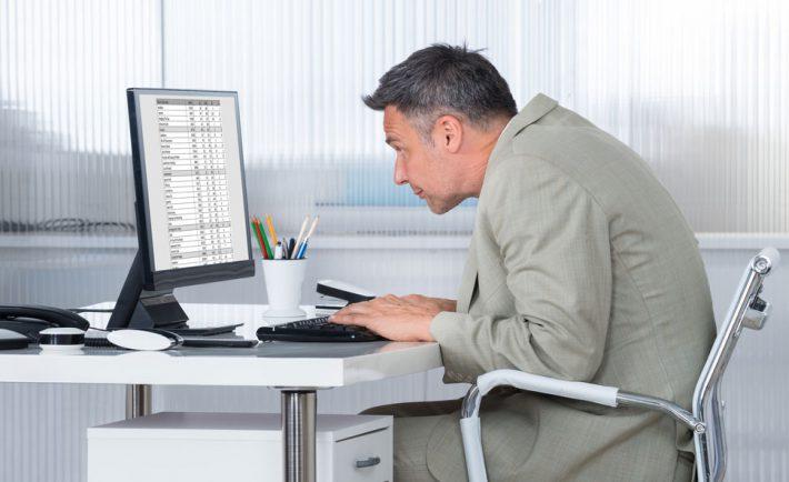 ergonomie entreprise assise
