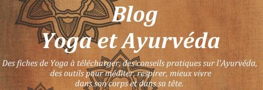 blog yoga et ayurveda