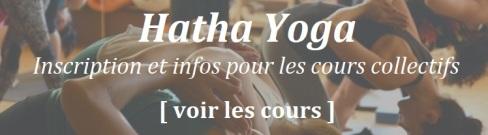 hatah yoga cours lyon