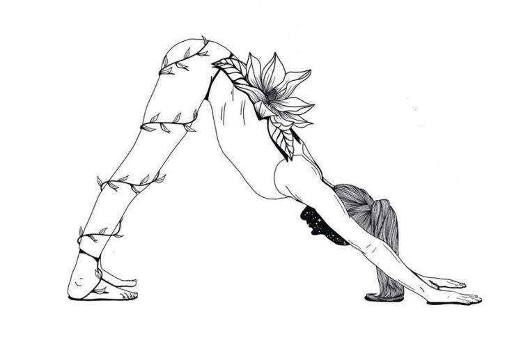 postures de yoga correctement