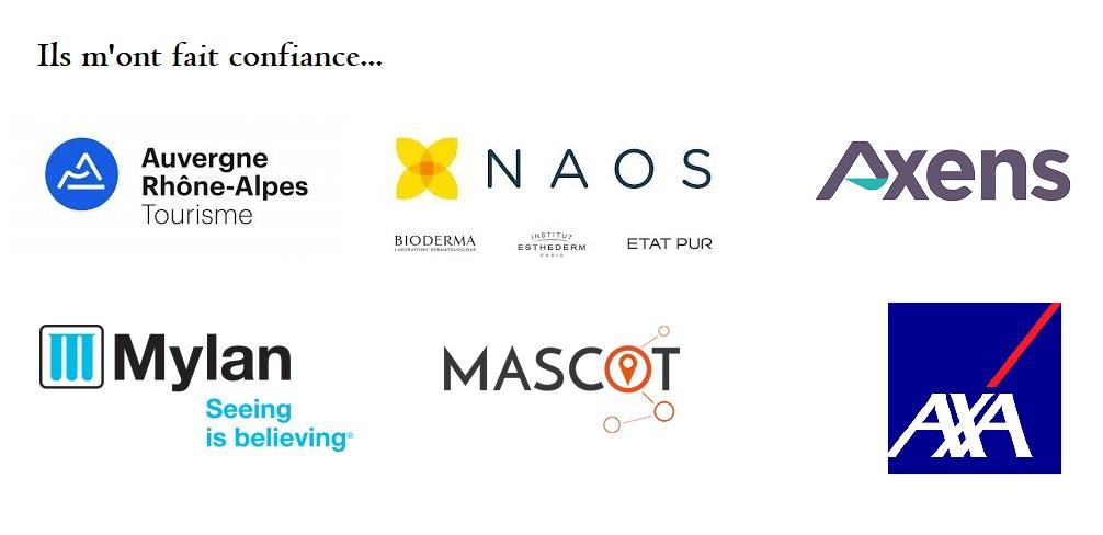 site internet logos